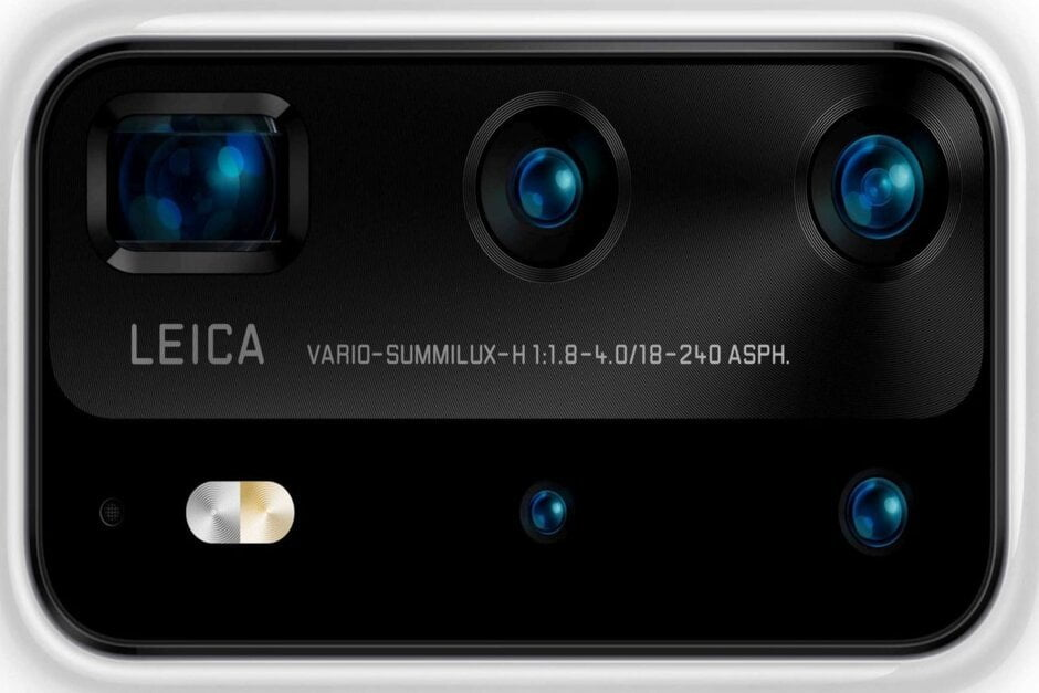 The rear camera composition
