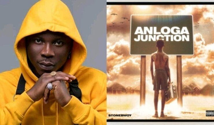 Anloga Junction album by Stonebwoy