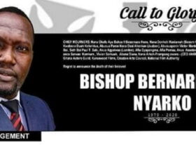 Bishop Bernard Nyarko Funeral this weekend