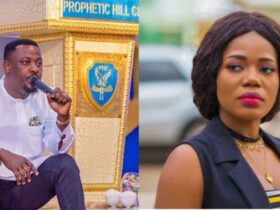 Prophet Nigel Gaisie and Mzbel