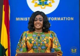 Barbara Oteng Gyasi [Minister for Tourism, Creative Arts and Culture of Ghana Follow]