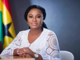 Mrs. Charlotte Osei [Former Electoral Commission of Ghana Boss]