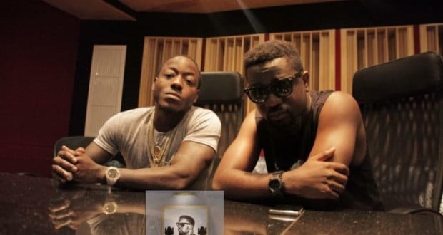 Ace Hood reacts to claims that he contacted Sarkodie's agent for their collaboration on 'New Guy'