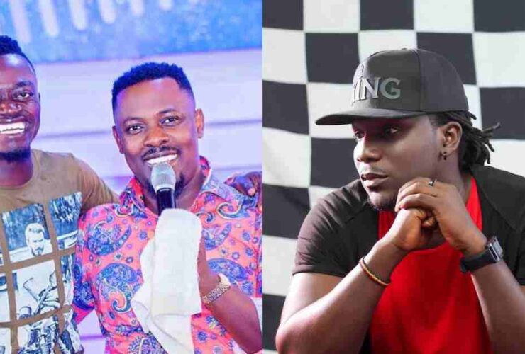Video: Lil Win finally reacts to fake prophecy made by Nigel Gaisie about his former manager