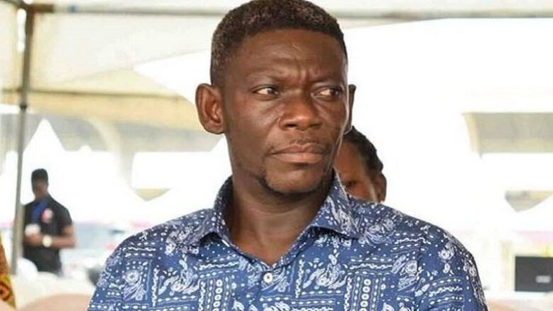 Agya Koo speaks on recent car accident