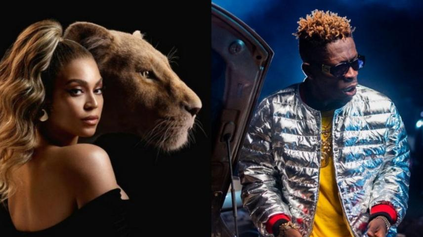 Shatta Wale plays a lead role for Beyoncé's 'Black Is King' [Watch video]