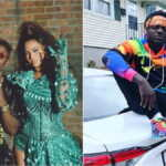 pop skinny says the already video with shatta wale with beyonce is fake