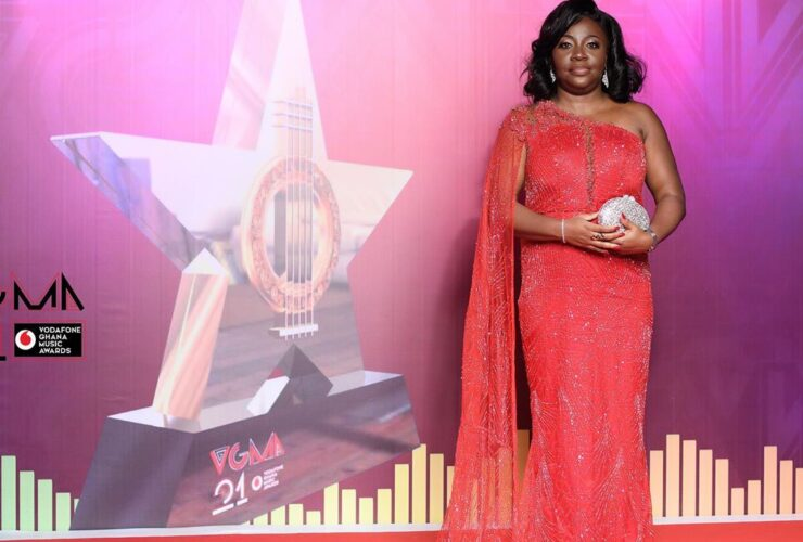 Patricia Obonai Day 2 of VGMA21: Red carpet photos