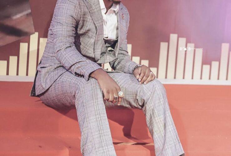 Kelvynboy fumes out of VGMA 21 after losing Afro Pop song of the Year award to DopeNation