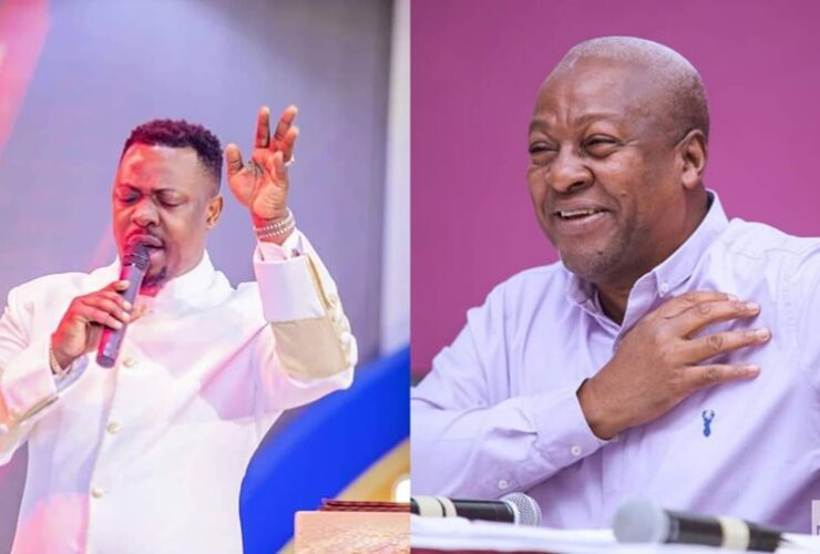 John Mahama will be the next president of Ghana ~ Nigel Gaisie reveals five dangerous prophecies including his death