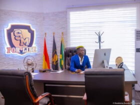 Shatta Wale opens up his ultra-modern office to the world [See Photos]