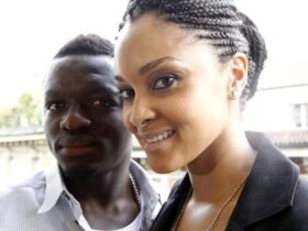 Menaye Donkor and Sulley Muntari welcomes a new baby