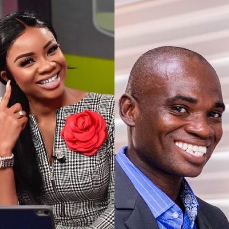 """Video: """"Dr. Fordjour"""" grants an interview to Serwaa Amihere, reveals the amount of money he spent to organize the 'fake' ceremony"""