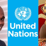 United Nations issues press statement about Dr Fordjour and his awards [See letter]