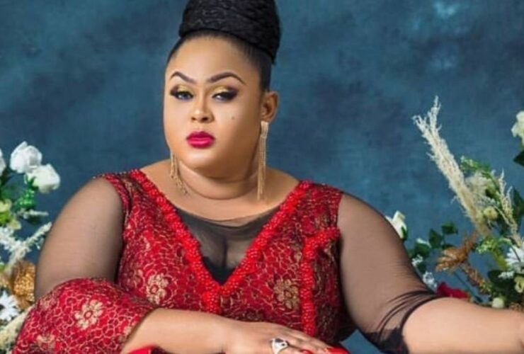 Actress Vivian Jill Lawrence celebrates her birthday today with stunning photos and lovely