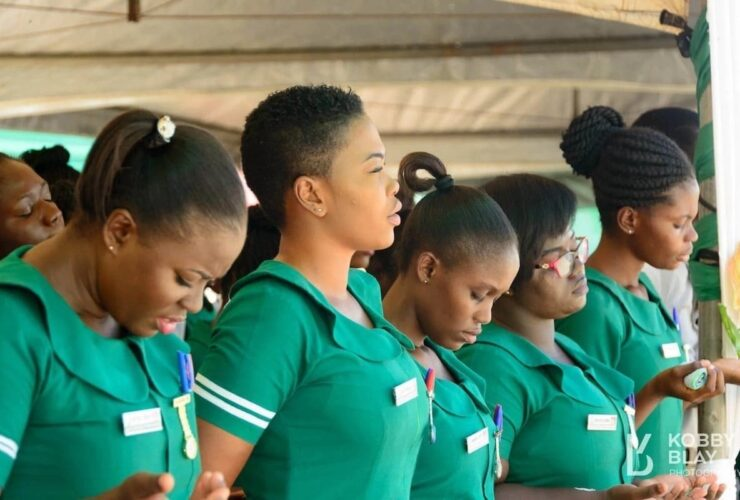 We will sponsor you; approach us ~ Ghanaian nurses to young men