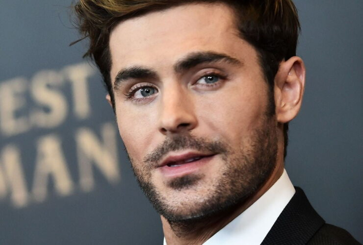 Zac Efron's doppelganger fools locals and tourists in Byron Bay ~ as the actor keeps low profile with new found love Vanessa Valladares