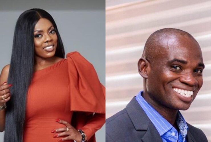 Nana Aba Anamoah reveals how she missed the Dr. UN fake awards