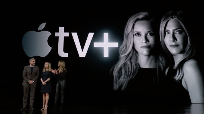 Apple to extend free Apple TV+ trials to February