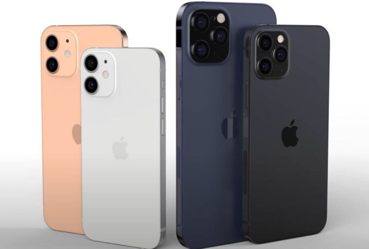 Apple unveils four new 5G iPhone 12 models ~ including first 'iPhone Mini'