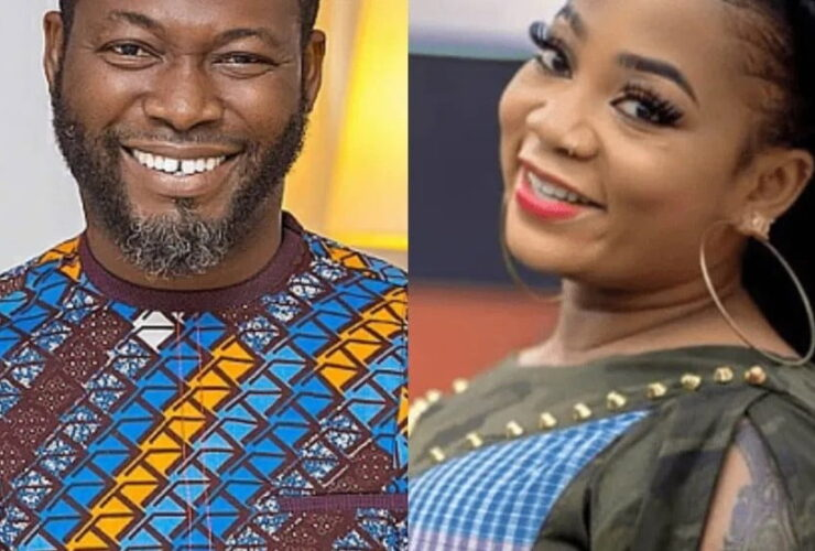 I Have Always Had A Crush On Adjetey Anang – Vicky Zugah Reveals