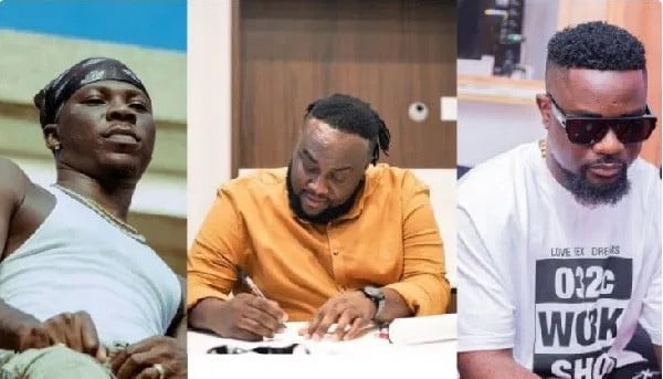 Sarkodie wanted to get me arrested after waiting for 6 hours to show him love ~ Stonebwoy [Watch video]