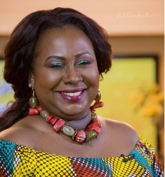 Oheneyere Gifty Anti's 'grandson' kidnapped; details drop