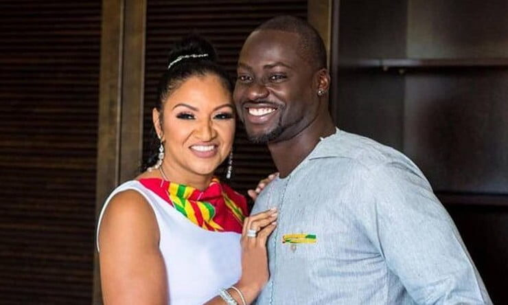 Chris Attoh wishes his dead wife a happy birthday with a sad video ~ watch