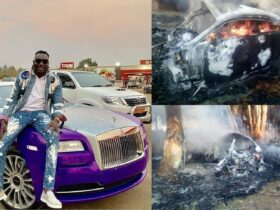 Zimbabwean socialite dies in fatal Rolls Royce crash hours after sharing a video of him heading out for birthday party