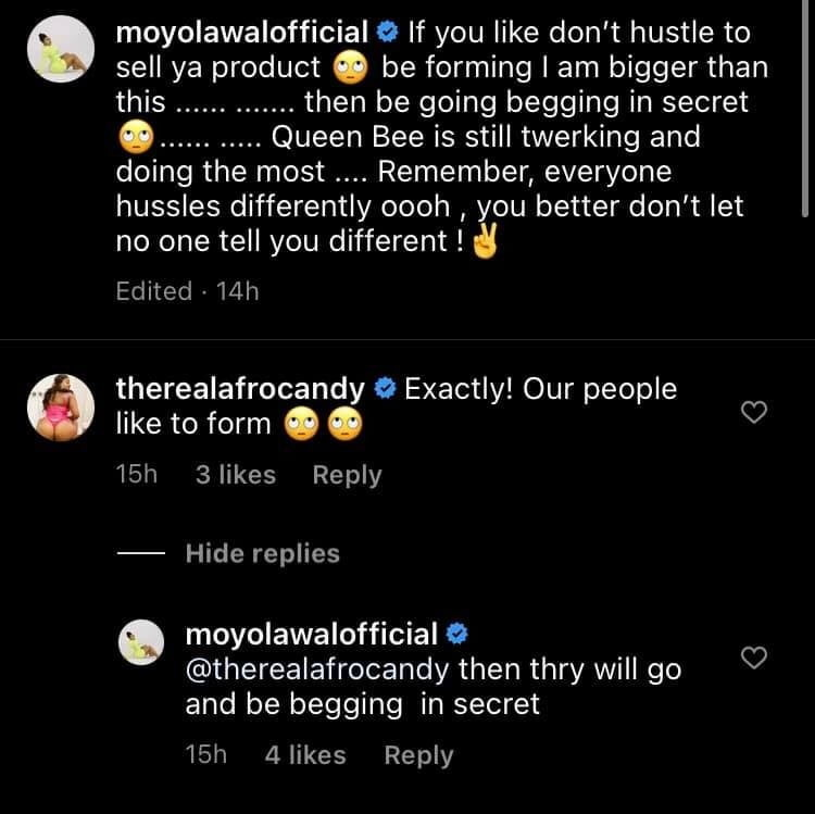 Those preaching to me about repentance are the same people begging for money and giveaways in my inbox ~ Nigeria pornstar