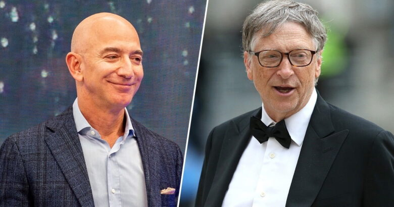 Tech CEOs Jeff Bezos, Bill Gates react to Biden's victory