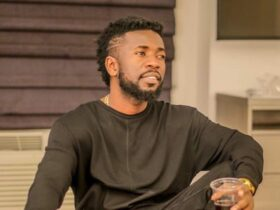 Watch: First-ever music video Bisa Kdei filmed in his Mansion