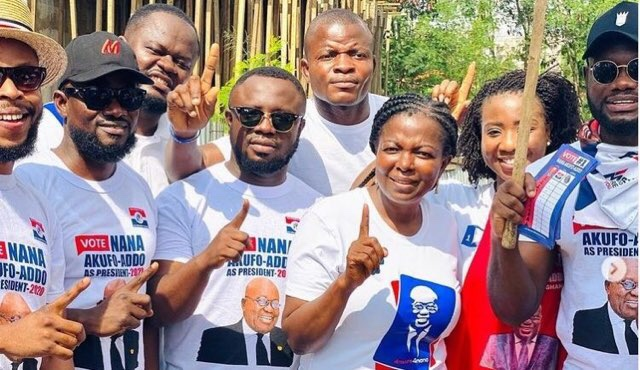 List of creative artists campaigning against John Dumelo
