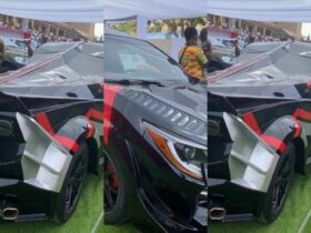 Kantanka holds 40th tech exhibition; new cars, TV, tapes, other inventions displayed [Watch Video]