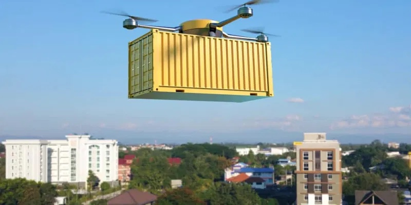 Ghana aviation signs agreement to deploy freight drones for trade facilitation