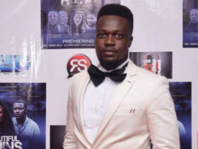 Actor Eddie Nartey loses wife
