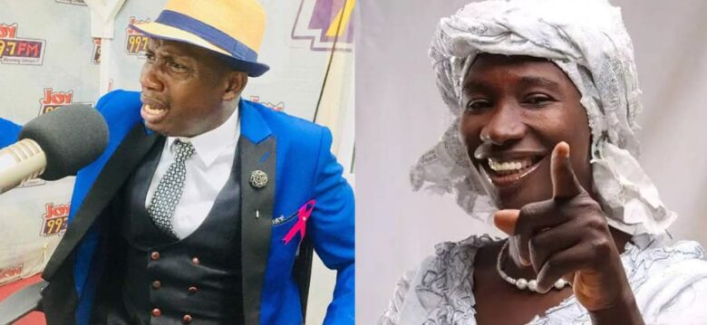 Cecilia Marfo has a mental disorder ~ Counselor Lutterodt
