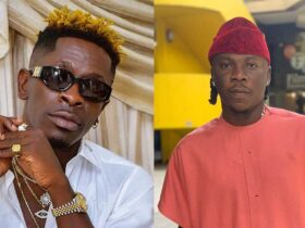 We tire before! Stonebwoy drops throwback photo of his days with Shatta Wale