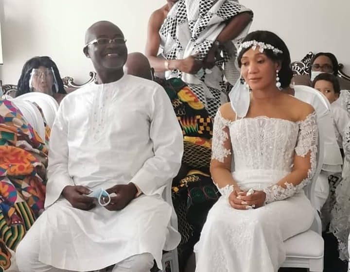 Kennedy Agyapong and his 2nd wife celebrates 25 years of marriage [see photos]