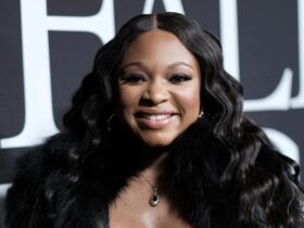 Naturi Naughton of 'Power' fame is engaged to her 'best friend'