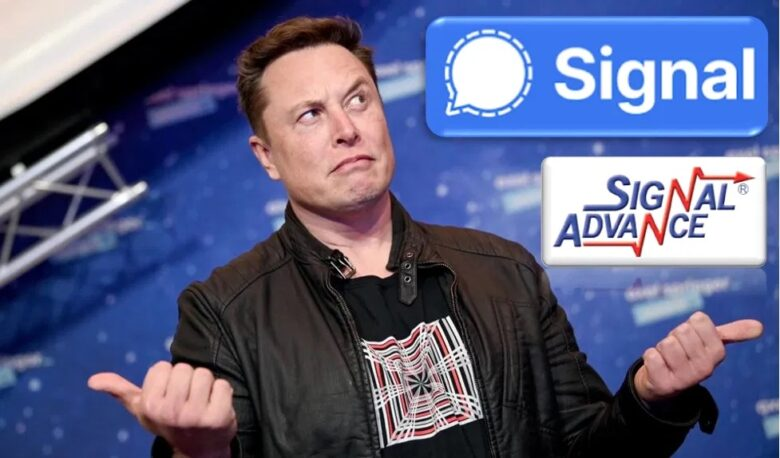 Signal hits No. 1 on the App Store after Elon Musk push