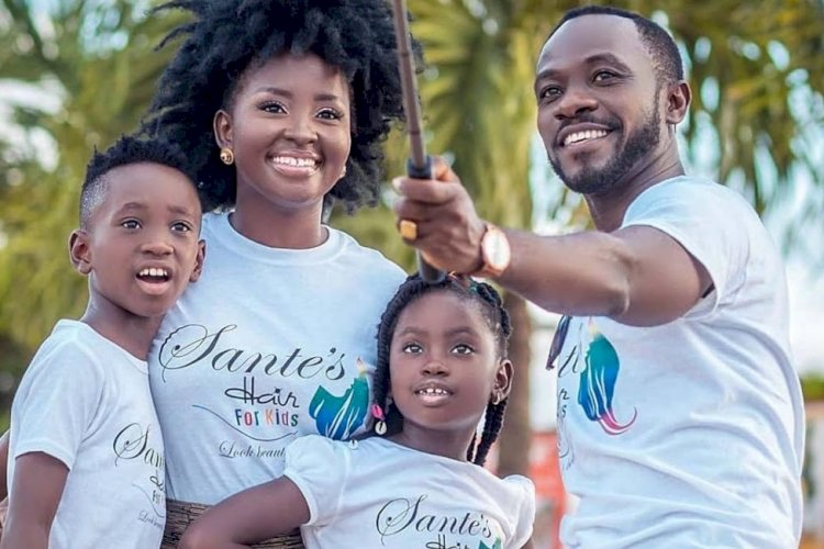 My kids may not go back to school ~ Okyeame Kwame discloses