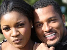I enjoyed kissing Omotola than any actress ~ Van Vicker reveals