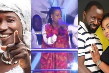 What Cecilia Marfo did to Joyce Blessing was madness ~ music producer fires