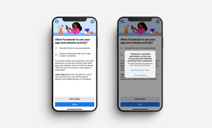 Tech War: Facebook hits back at Apple's privacy change, prompts users to accept tracking to get 'better ads experience'