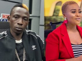 Patapaa hangs the phone on MzGee on live TV during an interview [Video]