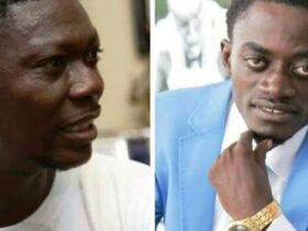 Lil Win can't compare himself to me ~ Agya Koo [Watch video]