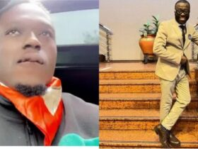 'Andy Dosty is such a big old fool' ~ furious Okesse 1 fires