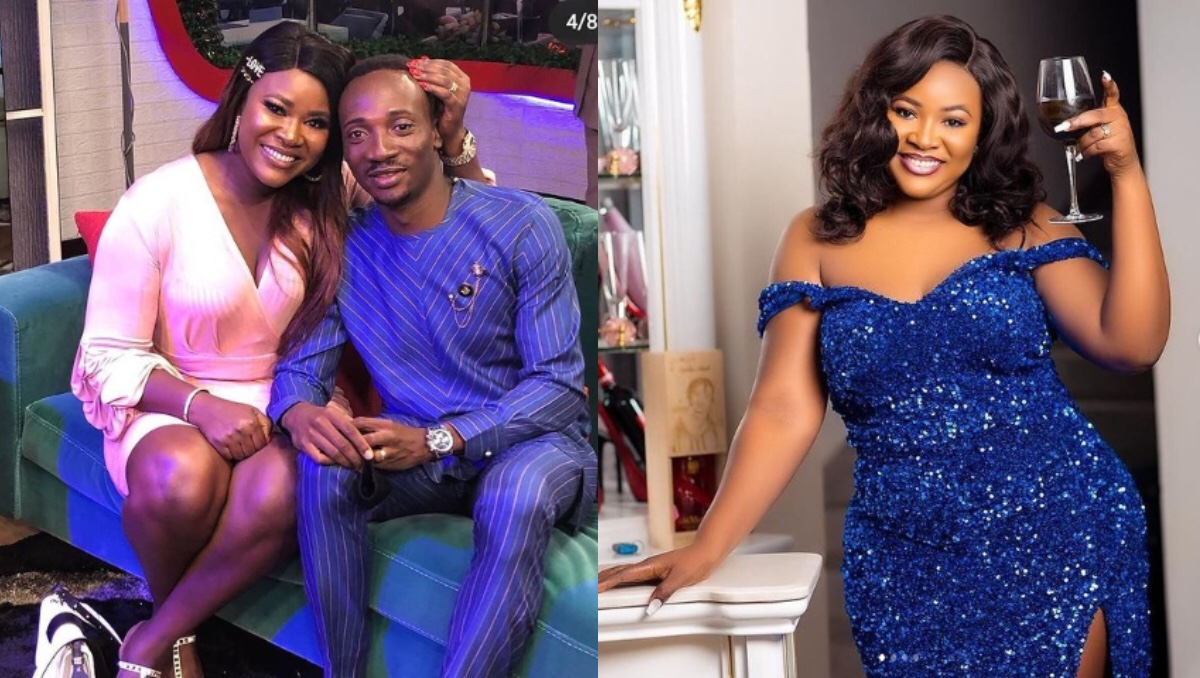 Being married to Salinko is a very difficult task, I even wanted to divorce him ~ wife reveals