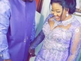 Dr Kwaku Oteng's daughter, Francisca marries fiancé [See photos]
